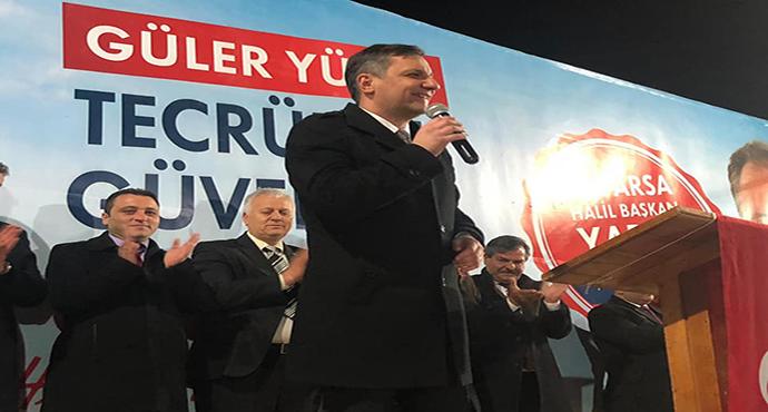 CHP Çanakkale Milletvekili Özgür Ceylan'dan Adaylar İçin Tam Gaz