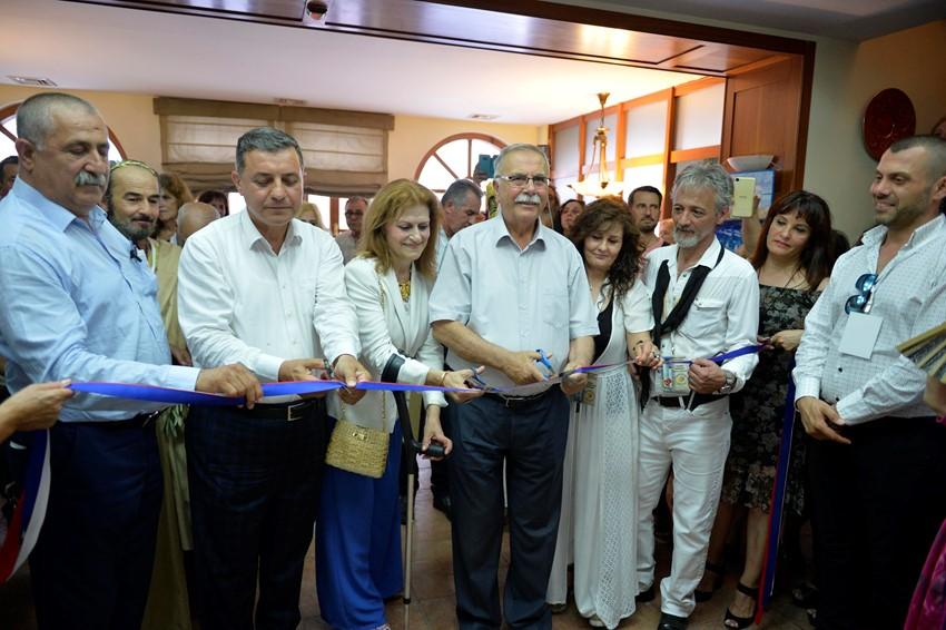 Troia Temalı Sergi ÇTSO Çanakkale Evinde Açıldı