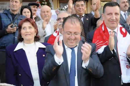 CHP Küçükkuyu Seçim Bürosu Açıldı
