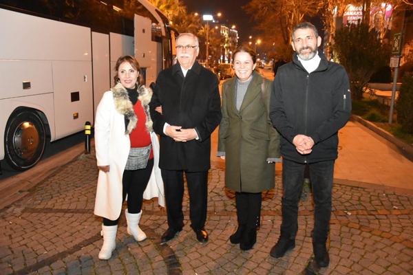 """Belediye Başkanı Ülgür Gökhan; """"Kentlilerimizin isteğini yerine getirmek görevimizdir."""""""