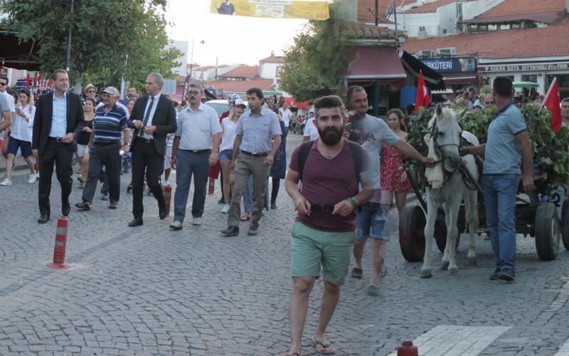 18. Bozcaada Bağbozumu Kültür ve Sanat Festivali'nde neler yaşandı?