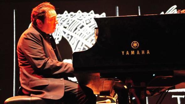 Fazıl Say'dan, Troia Festivali'nde piyano resitali