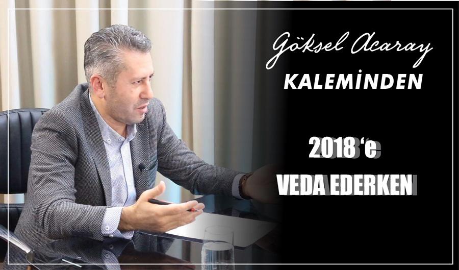 2018 'e VEDA EDERKEN