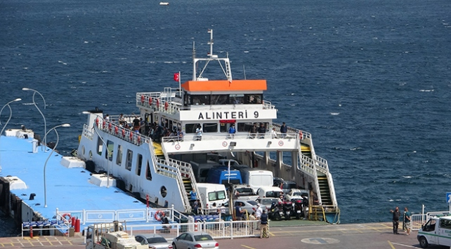 4 Günlük Kısıtlamada Deniz Ulaşımına Düzenleme