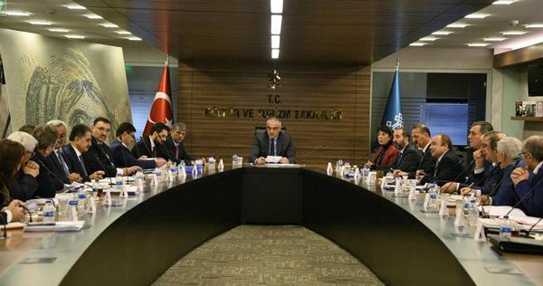 İl Kültür ve Turizm Müdürleri İstişare Toplantısı