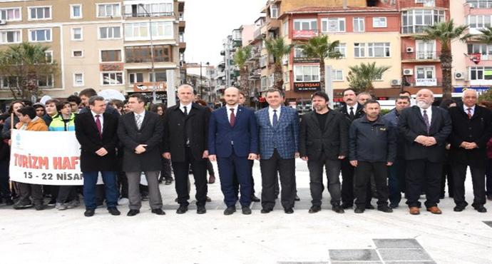 43'üncü Turizm Haftası Etkinlikleri Başladı