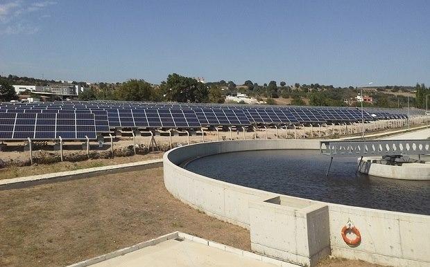 Belediye'nin Güneş Enerji Santrali Bitmek Üzere!