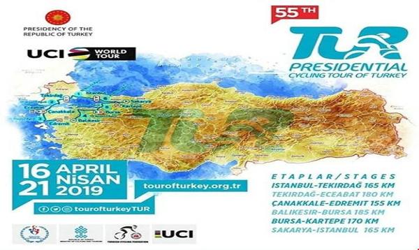 55. Cumhurbaşkanlığı Türkiye Bisiklet Turu Çanakkale Etabı