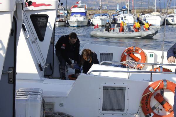 Gemide Kalp Krizi Geçiren Genç Makineci Kurtarılamadı