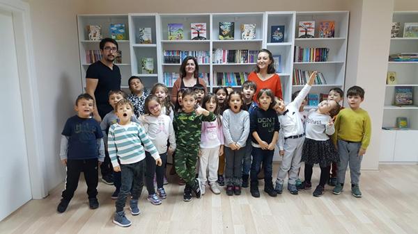 Çocuk Kültür Evi'de Dünya Çocuk Kitapları Haftası Etkinlikleri Gerçekleştirildi
