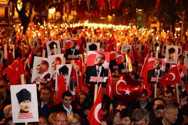 29 Ekim Cumhuriyet Bayramı Büyük Bir Coşkuyla Kutlanacak