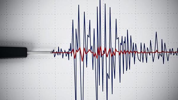 Çanakkale'de 5 Dakika Arayla 2 Deprem Meydana Geldi