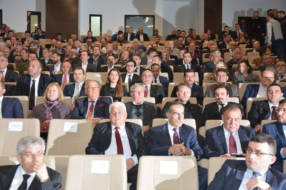 AK Parti Çanakkale 6. Olağan Merkez İlçe Kongresi