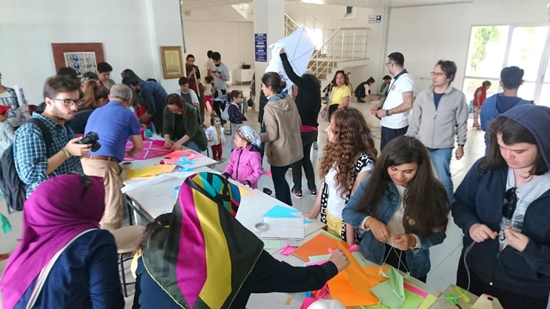Geyikli'de CHP Seçim Bürosu Açıldı