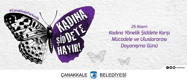 Ülgür Gökhan'ın 25 Kasım Kadına Yönelik Şiddete Karşı Mücadele Ve Uluslararası Dayanışma Günü Mesajı
