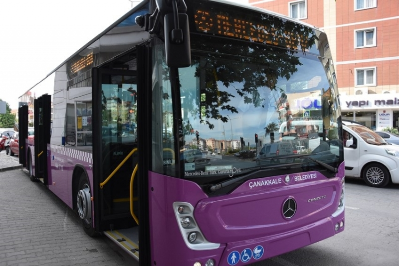 65 Yaş ve Üzeri Kentlilerin Toplu Taşıma Kartları Yeniden Kullanıma Açıldı