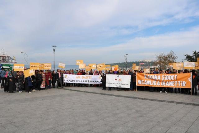 25 Kasım, Kadına Yönelik Şiddetle Mücadele Etkinliği