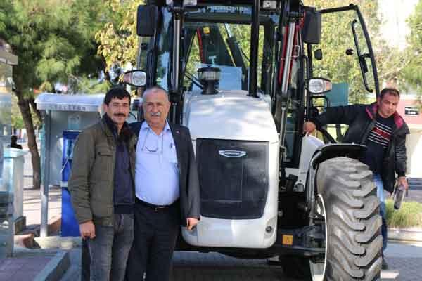 Türkiye Belediyeler Birliği'nden Kepez Belediyesi'ne Hibe