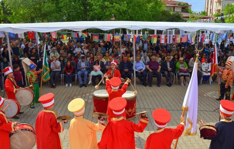 CHP Merkez İlçe Başkanlığı Eğilim Yoklaması Basın Toplantısı
