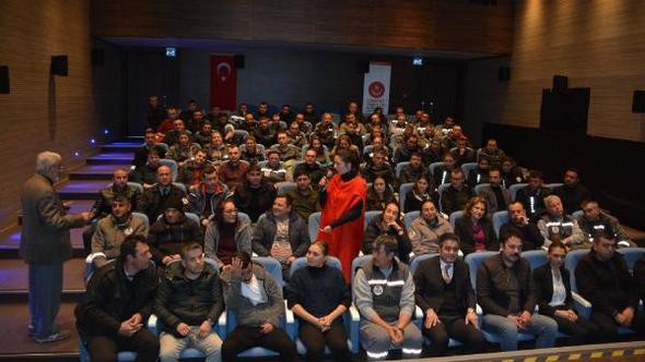 Alan Başkanlığı Personeline, 'İnsan Kaynağı Gelişimi' Eğitimi Verildi
