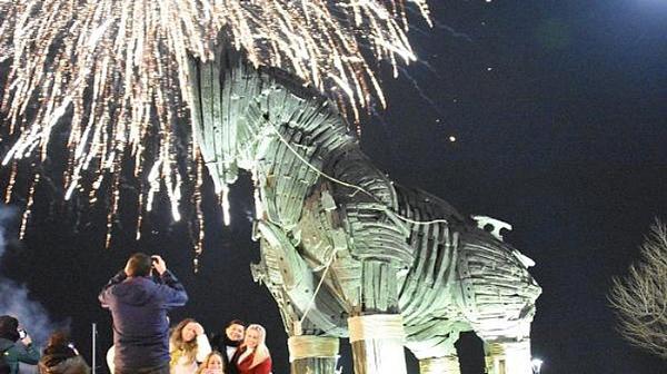 Çanakkale'de Yeni Yıl Kutlamaları