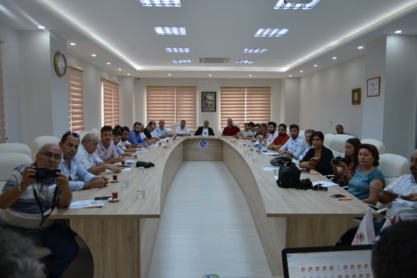 Biga TSO'dan Savunma, Havacılık ve  Nükleer Santral Yerleştirme Konferansı