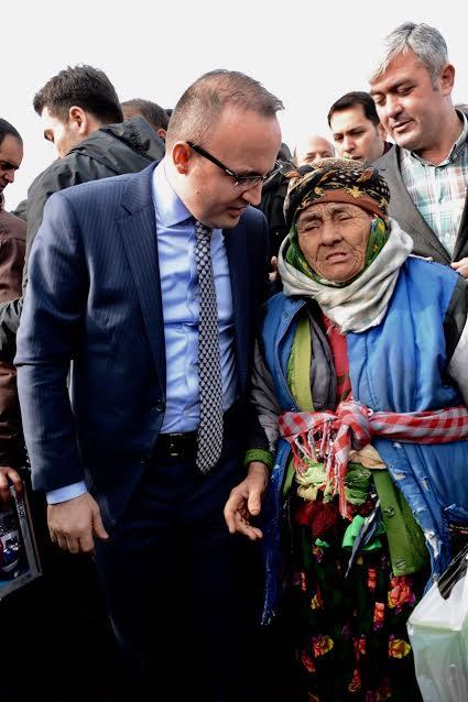 Yeşim Karadağ, AK Parti İl Başkanlarıyla buluştu