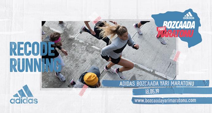 Adidas Bozcaada Yarı Maratonu 18 Mayıs'ta