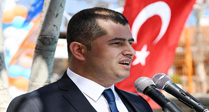 AK Parti Bozcaada SKM Açıldı