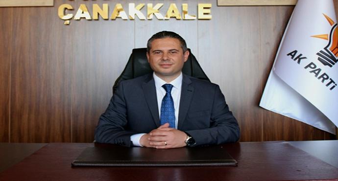 AK Parti Çanakkale İl Başkanı Av.Gültekin Yıldız'dan 23 Nisan Mesajı