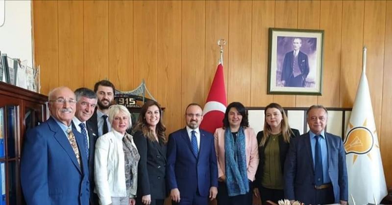 AK Parti Grup Başkanvekili Esra Yüksel'den Müjde
