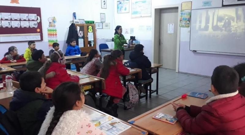 Akif ve Troya Belgeseli Tüm Okullarda Gösterimde