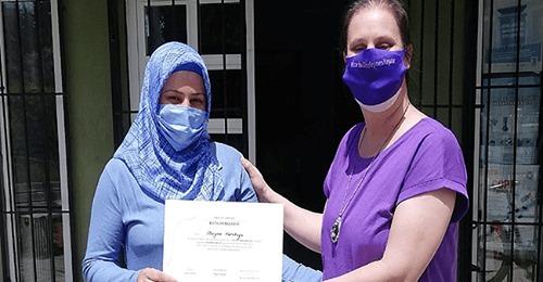 Anne Buluşmaları Projesinde Grup Çalışması Sona Erdi