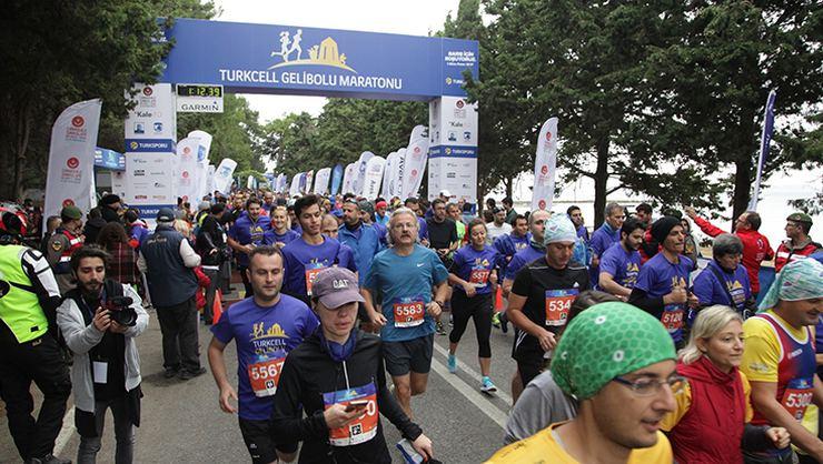 Atletizm: 5. Turkcell Gelibolu Maratonu