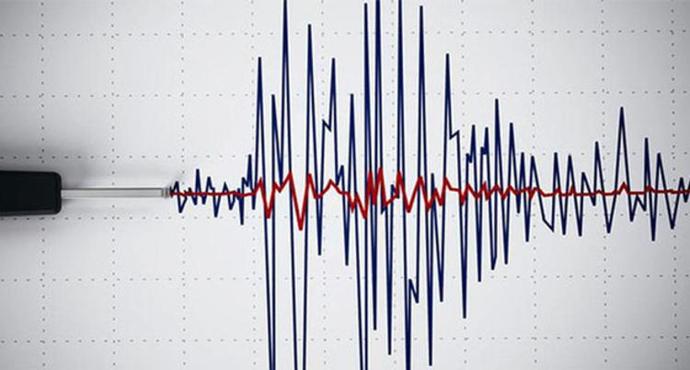 Ayvacık'ta Art Arda 2 Deprem