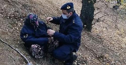 Ayvacık'ta Kaybolan 83 Yaşındaki Kadın Jandarma Tarafından Sağ Bulundu