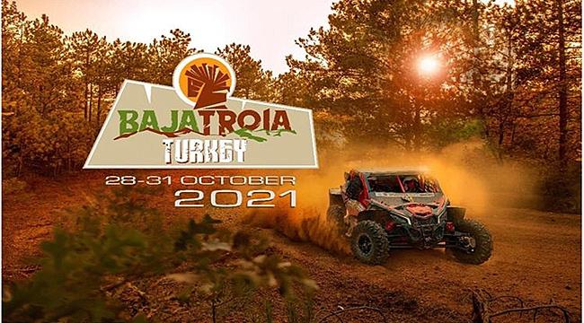 BAJA TROIA TURKEY 2021 HEYECANI START ALIYOR