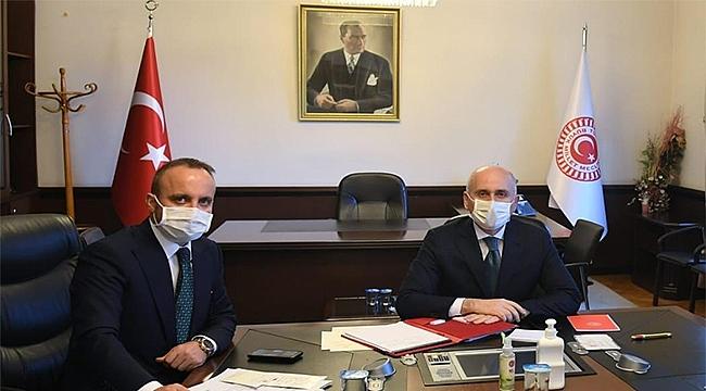 Bakan Karaismailoğlu yarın Çanakkale'ye geliyor