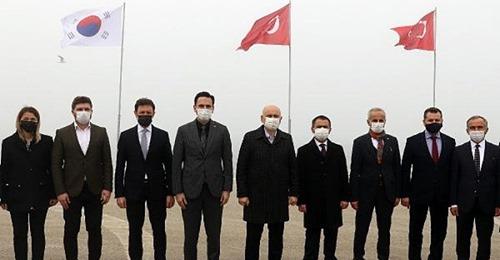 Bakan Karaismailoğlu,'1915 Çanakkale Köprüsü'nde Ana Kablo Montajına Başlıyoruz'