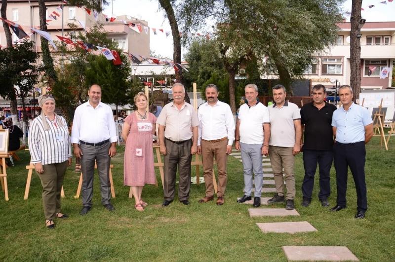 Başkan Gökhan İda Kültür Sanat ve Kurtuluş Günü Festivali'ne Katıldı