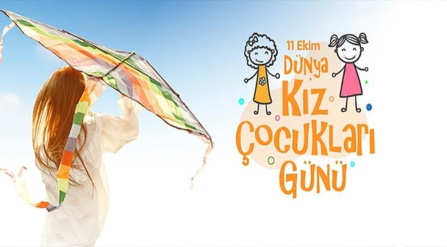 Başkan Gökhan'ın 11 Ekim Dünya Kız Çocukları Günü Mesajı