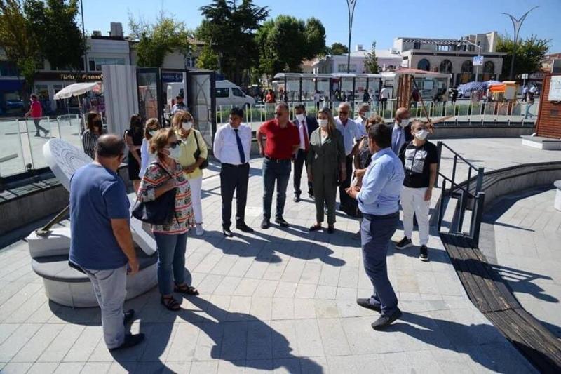 Başkan Gökhan'ın Kırşehir Programı Devam Ediyor