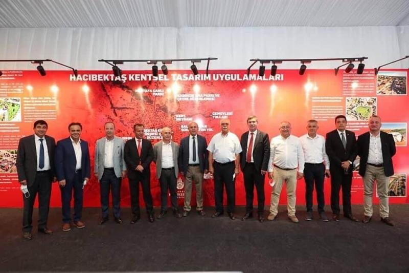Başkanların Kırşehir Programı Sona Erdi