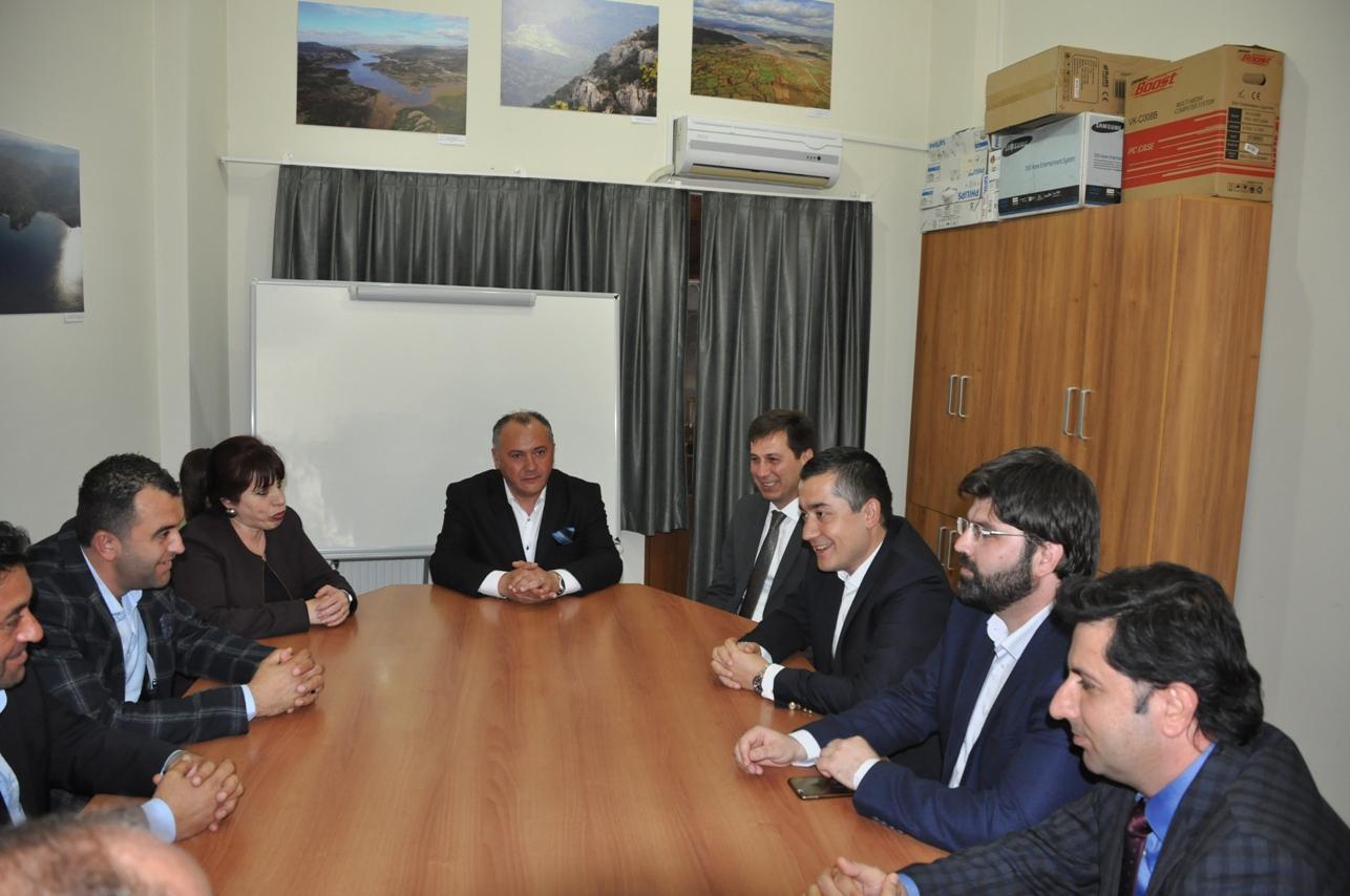 Çanakkale İYİ Parti'den istifa