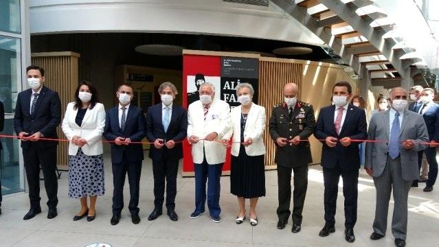 'Ben Binbaşı Ali Faik Bey' Sergisi Açıldı