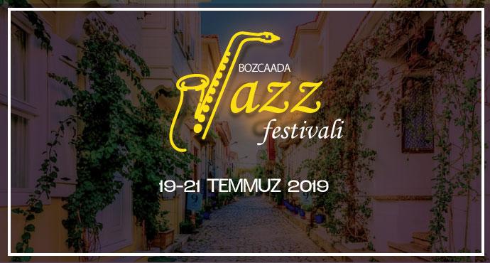 Bozcaada Caz Festivali 2019 programı açıklandı
