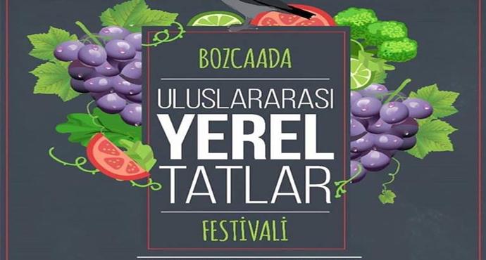 Bozcaada Yerel Tatlar Festivali İçin Geri Sayım Başladı.