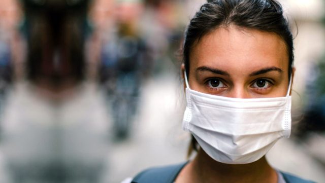 Bozcaada'da 'Maske' Takma Zorunluluğu