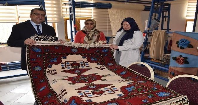 Çan Halısı Halı Tezgahlarında Yerini Alacak