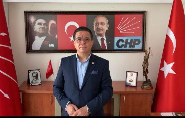 Çanakkale CHP İl Başkanı Metin Ümit Ural'ın 19 Mayıs Atatürk'ü Anma, Gençlik ve Spor Bayramı  Mesajı